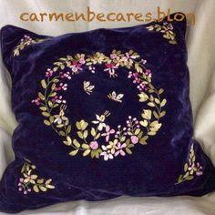 carmenbecares.blogspot.com: Bordado con cintas