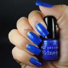 Nail Pattern Boldness Bigger on the Inside - Time Traveler Collection