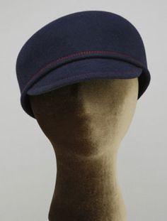 f2195febfab80 Elbow Toque Cap ~  295.00 Blue Hats