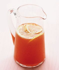 from real simple strawberry lemonade strawberry lemonade # recipe more ...