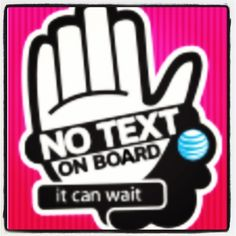 Important to realize and work on! One thing to remember is how your children or friends feel when you text and drive. It's a fear for them. And it means something when you care enough to stop. It's hard for a lot of us just folks. But it can wait. Or call instead. My pledge to work more on this always. :) #texting #driving #kids #important #safety #pledge