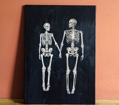 Life after death-acrylic canvas painting, size : 70 x 50 x 2 cm / 27 x 20 x 0.7 in *available at www.etsy.com/shop/SiminaArt