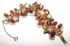 Vintage Bracelet DeLizza and Elster Juliana by JewelsAndMyGirls3, $169.00