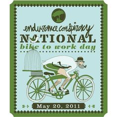 EC Poster for National Bike to Work Day