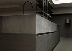 Design kitchens Blade are the most important collection of Modulnova; Modern Kitchen made to celebrate first twenty Years of the Company Kitchen Furniture, Kitchen Interior, Kitchen Design, Furniture Design, Kitchen Ideas, Black Kitchens, Home Kitchens, Modern Kitchens, Boffi