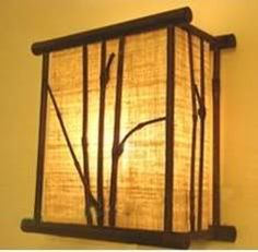 How to Make a Bamboo Lamp