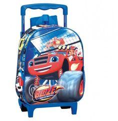 Zainetto con ruote Trolley Blaze Asilo per l'asilo Bambini - TocTocShop.com…