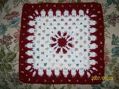 Anne's Square ~ free pattern