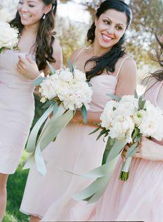 California Wedding at Santa Lucia Preserve  Read more - http://www.stylemepretty.com/2014/01/29/california-wedding-at-santa-lucia-preserve/