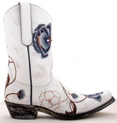 something blue wedding cowboy boots
