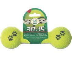 Tennis Hantel 20 cm, gelb