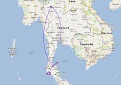 Thailand-GQ trippin'