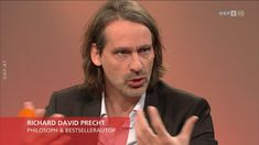 Richard David Precht bei STÖCKL im ORF 2, 22.02.2018