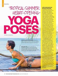 Gracious Living Tropical Yoga Heart Openers in Nicaragua | Gracious Living Lifestyle Inc.