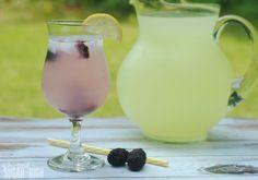 Blackberry Vodka Lemonade with Pinnacle — Oh My! Sugar High