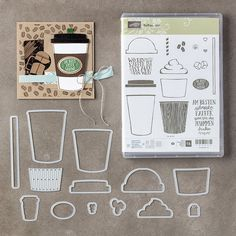 Kaffee, olé! Photopolymer Bundle (German)