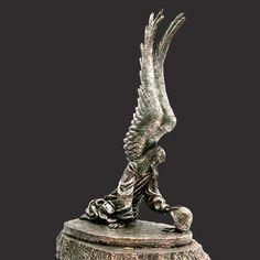 RIMEMBRANZA - statua di Timothy P. Schmalz
