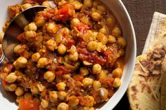 Chole masala - done this twice, once with canned chick peas, once with dry soaked overnight, simmered for two hours. canned still better. did my own garam masala. recipe pinned somewhere here.