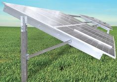 DCE Solar unveils ground mount with modular footing and anchoring
