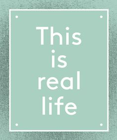 Pinterest Vs. Real Life: The Truth Behind The Inspirational Quotes #refinery29  http://www.refinery29.com/pinterest-quotes-reality