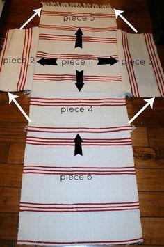 Pour tapis SIGNE