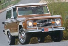 1970's Ford Bronco-never owned...YET