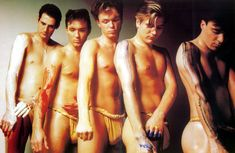 spandeau ballet - paint me down Ballet Painting, Nina Hagen, New Romantics, Patti Smith, David Bowie, Madonna, Statue, Swimwear, Hadley