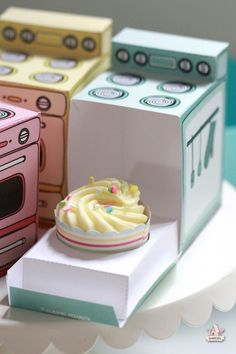 Oven Cupcake Boxes