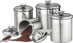 Tramontina 80204/522 Gourmet 18/10 Stainless Steel 8-Piece Canister and Scoops Set with Glass Lids Tramontina,http://www.amazon.com/dp/B004RMGB0K/ref=cm_sw_r_pi_dp_DiHWsb043Q0VV9E2