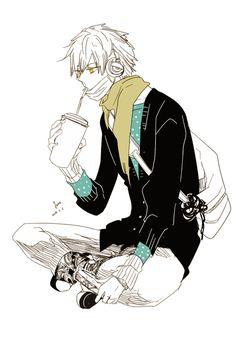 anime boy, anime, and boy image