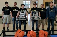 Csm #robotics team earns high ranking