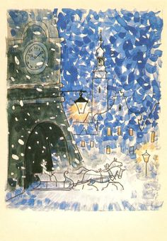'The Snow Queen' (H. C. Andersen) by Anatoly Kokorin