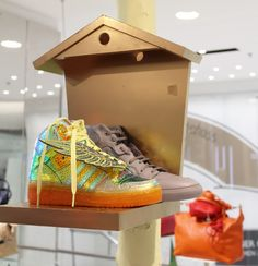 Fashion Nature at STEFFL Department Store - April 2014