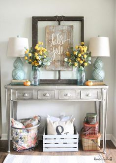 19 best hallway console table images diy ideas for home home rh pinterest com