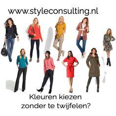 Online kleuradvies- kleurenanalyse | Style Consulting Seasonal Color Analysis, Season Colors, Seasons, Style, Swag, Seasons Of The Year, Outfits