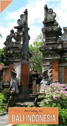 Read about what to expect when #arriving to #Bali. Enjoy the first story of the blog series about this wonderful island! #TravelToBali #BaliIndonesia