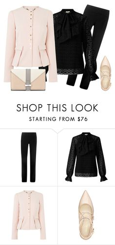 """""""282"""" by vicinogiovanna ❤ liked on Polyvore featuring Narciso Rodriguez, Somerset by Alice Temperley, L.K.Bennett and Nine West"""