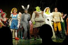 Shrek The Musical at #Theatre Royal Drury Lane #things_to_do_in_london http://www.londonthisweekend.co.uk/7/post/2012/10/shrek-the-musical-at-theatre-royal-drury-lane.html