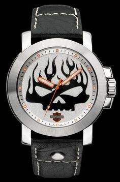Harley Davidson Watch by Bulova