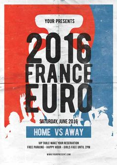 Euro Cup 2016 Flyer Template - http://ffflyer.com/euro-cup-2016-flyer-template/ Enjoy downloading the Euro Cup 2016 Flyer Template by Lilynthesweetpea   #Club, #Elegant, #Event, #Football, #Party, #Soccer, #Sports