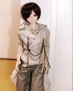Smart Doll Eiji Seiun by ota_kuga