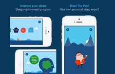 iPhone apps that will help make insomnia a thing of the past, and usher you into dreamland quickly and easily.
