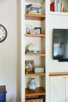 Lexi Westergard Design   Phoenix Encanto Project   Living Room   TV Built In