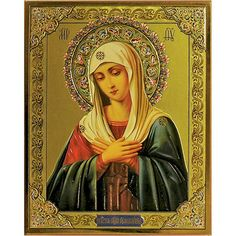 Pope Francis gave our Pope Emeritus an icon of Our Lady of Humility in an historic visit today, March 23rd 2013