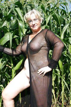 Fun in the cornfield.