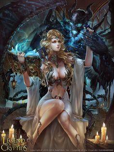 Vanilla, Accursed Lady