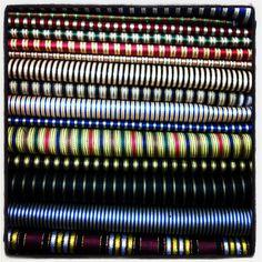 Stunning silk fabrics, Jerusalem