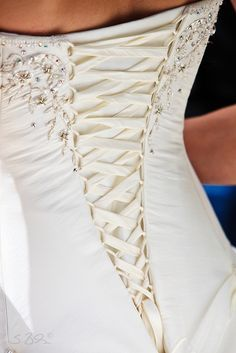 Dress Back. Very Pretty · Corset Wedding ...