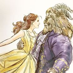 Belle & Adam (unknown artist)