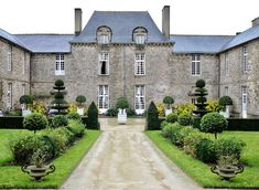 staying at the château la ballue - MY FRENCH COUNTRY HOME